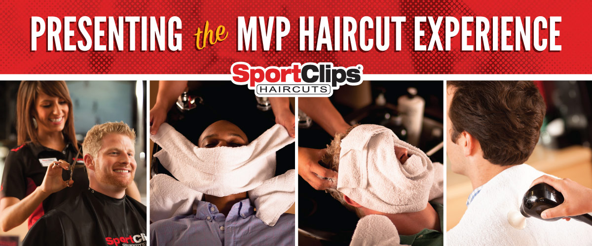 The Sport Clips Haircuts of Gahanna MVP Haircut Experience